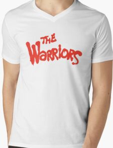 Warriors Come Out to Play  Mens V-Neck T-Shirt