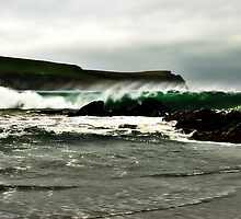 The Big Wave by Gary Buchan