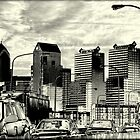 Downtown Philadelphia by BlikART