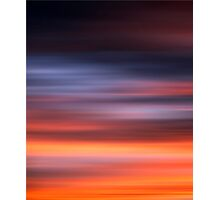 sunset II Photographic Print