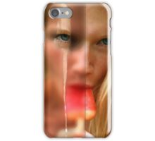 Hot Ice Girl iPhone Case/Skin