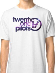 twenty one pilot white Classic T-Shirt