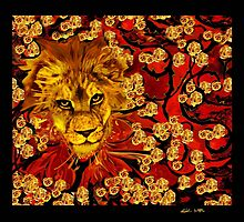 The Lion and The Rose by Jessica O'Keefe