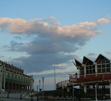 Asbury Park Boardwalk by M.C. O'Connor