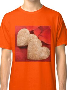Two hearts  Classic T-Shirt