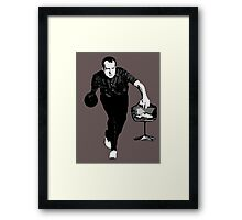 The Big Milhouski Framed Print