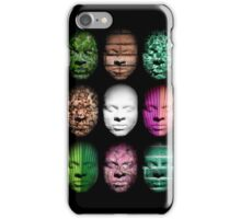 Mask No.5 - Abstract Digital Art iPhone Case/Skin