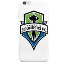 seattle sounders fc iPhone Case/Skin