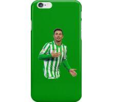 Rubén Castro iPhone Case/Skin