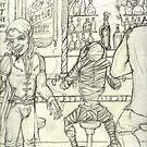 Monster Bar...teaser by Sam Dantone