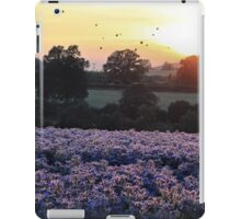 Off to roost for the night iPad Case/Skin