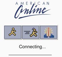 American Online by kvaromind