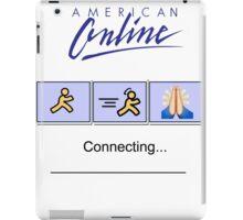 American Online iPad Case/Skin