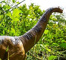 Brachiosaurus by Zagfros
