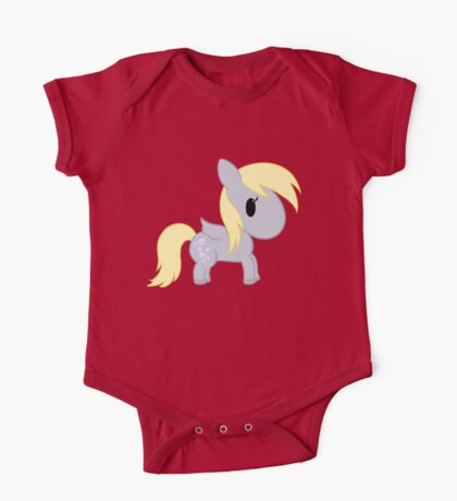 Chibi Derpy Hooves One Piece - Short Sleeve