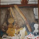 Still Life with gourds by Linda Costello Hinchey