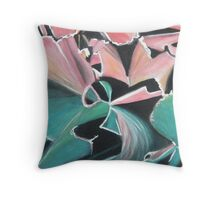 Essence of Life Throw Pillow
