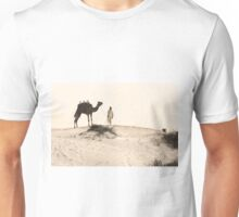 Master and his Camel Unisex T-Shirt