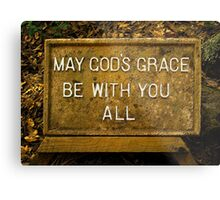 Covers It All Metal Print