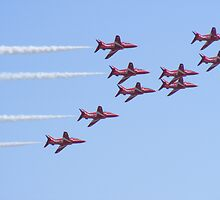 Reds by Martin  Egner