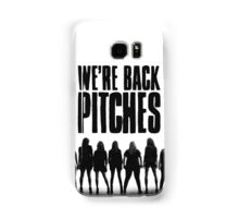 We're Back Pitches Samsung Case Samsung Galaxy Case/Skin