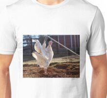 Clementine's first day of freedom Unisex T-Shirt