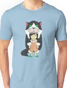 Cat Cape Unisex T-Shirt