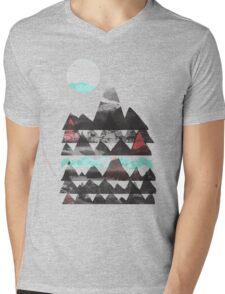 Ascend... Mens V-Neck T-Shirt