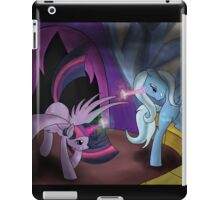 """So we meet again, 'Princess' Twilight Sparkle."" iPad Case/Skin"