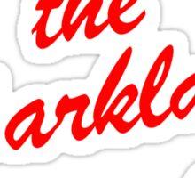 Where's the Marklar? Sticker