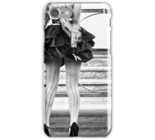 on the tips iPhone Case/Skin