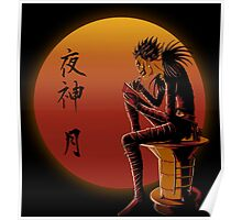 Shinigami on Sunset Poster