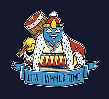 It's Hammer Time! by Matt Sinor