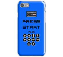 Konami Code iPhone Case/Skin