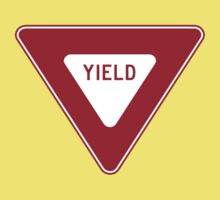 Yield Kids Tee