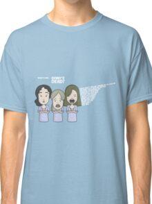 Daria's Anatomy Classic T-Shirt