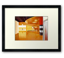 """""""Museum III (Phar-Lap)"""" Framed Print"""