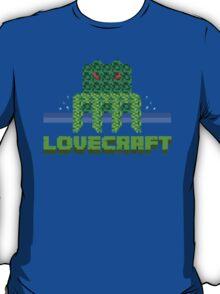 Lovecraft Minecraft T-Shirt