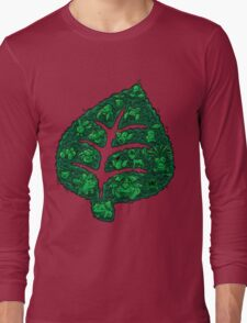 PokeDoodle - Grass Long Sleeve T-Shirt