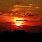 Sunset 01 29-09-09 by Sharon Perrett