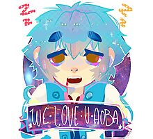 We Love You Aoba Photographic Print