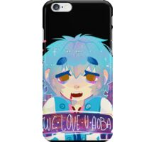 We Love You Aoba iPhone Case/Skin