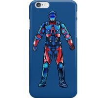 The A.T.O.M Suit iPhone Case/Skin