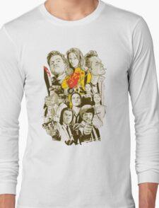 Tarantino Collection Long Sleeve T-Shirt