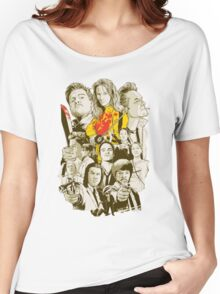 Tarantino Collection Women's Relaxed Fit T-Shirt