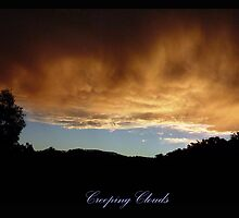Creeping Clouds by tambalyn