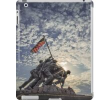 Iwo Jima Memorial Sunrise iPad Case/Skin