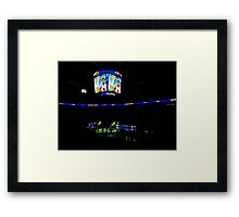 Stephen Curry Framed Print