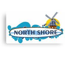 North Shore - Long Shore. Canvas Print