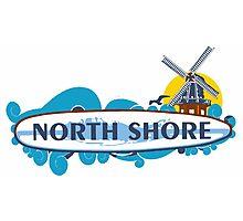 North Shore - Long Shore. Photographic Print